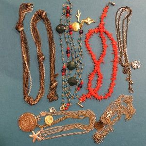 Jewelry - Various necklaces